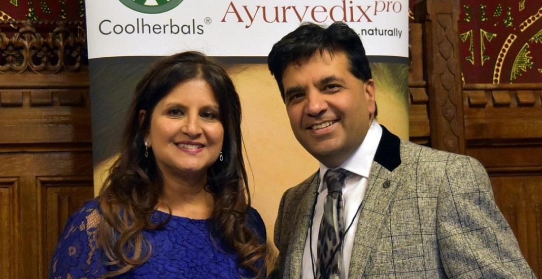Asian Power Couples: meet Sushma Bhanot and Ravi Bhanot