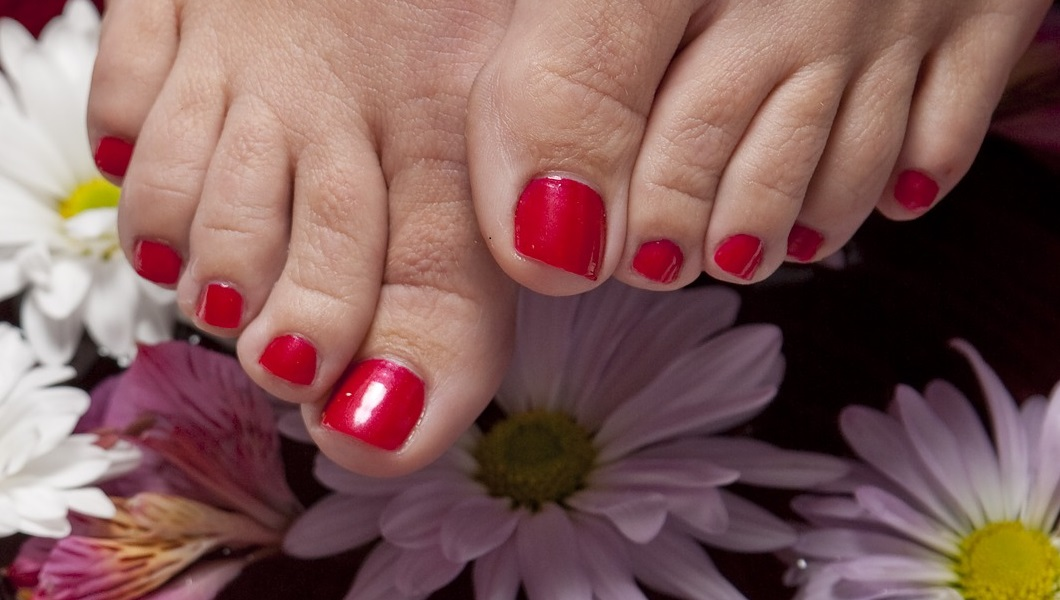 Pamper The Feet, Coolherbals