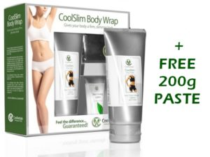 Coolslim Body Wrap Box Plus Free Paste
