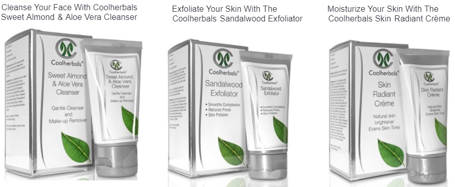 Coolherbals Sandalwood Exfoliator is a soothing blend of sandalwood and turmeric