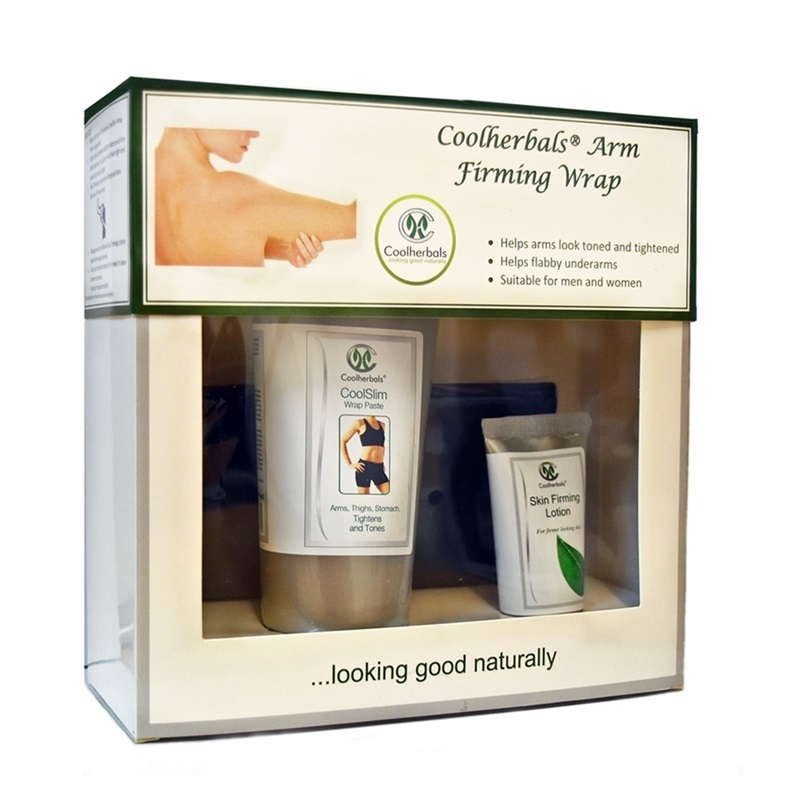 Coolherbals Arm Firming Wrap