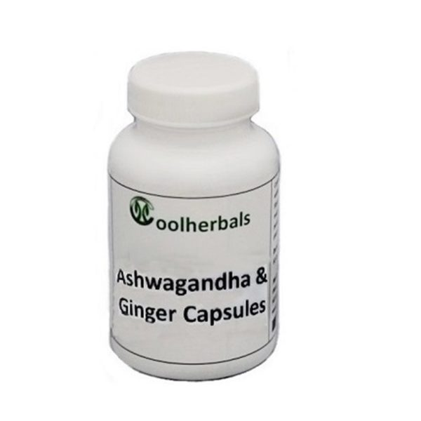 Ashwagandha and Ginger Capsules can help your body function better. The capsules can impact your immune system and your ability to deal with stress.