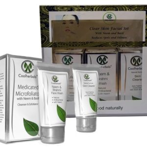 Coolherbals Problematic Skin Kit. Keeps Your Skin Clean And Clear