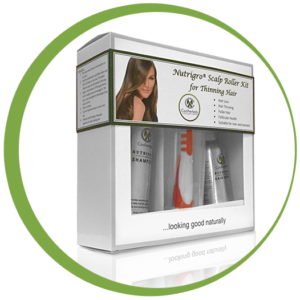 Nutrigro Scalp Roller is one of the most efficient treatments for hair loss