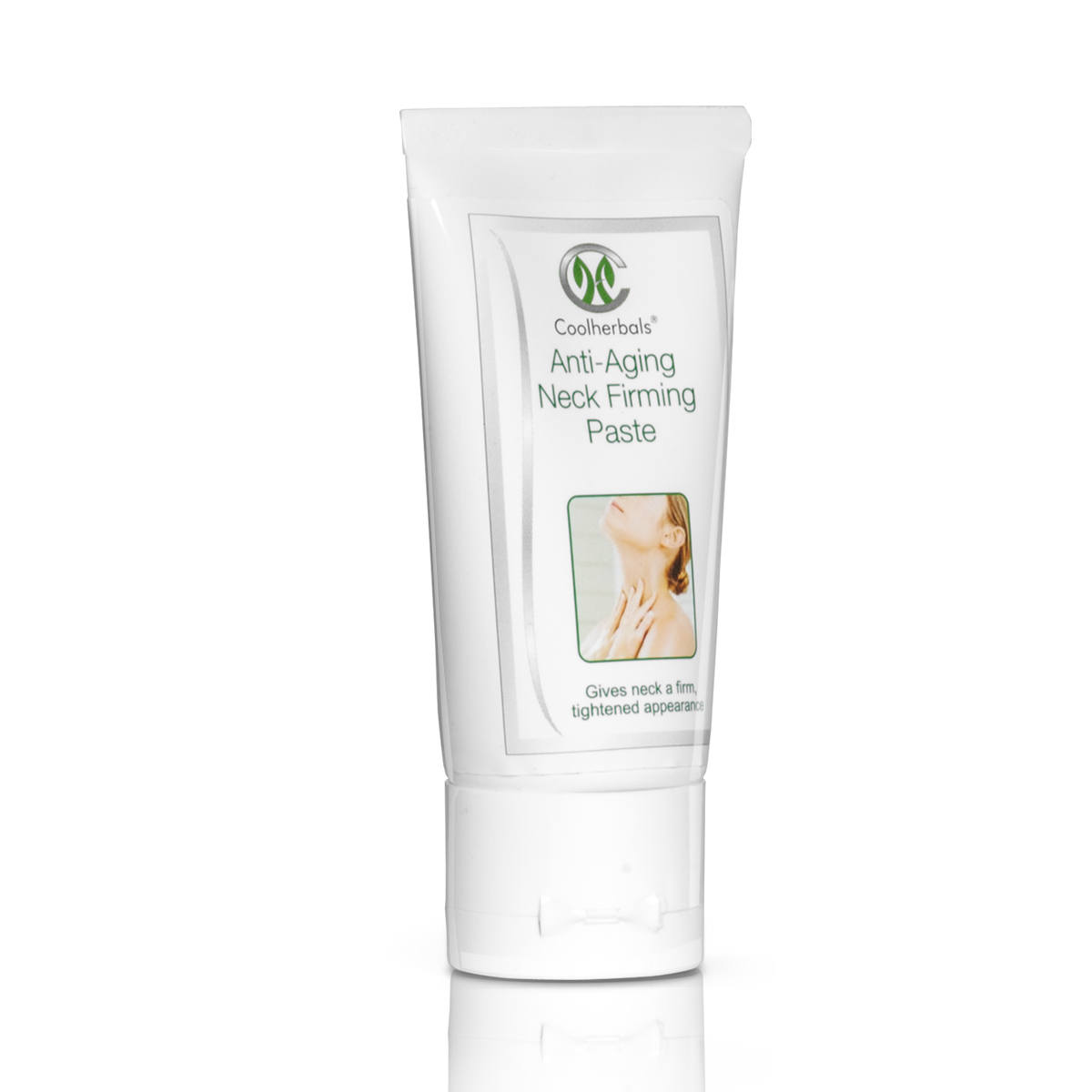 Anti-Aging Neck Firming Paste contains a rich blend of Clays to smooth over aging lines