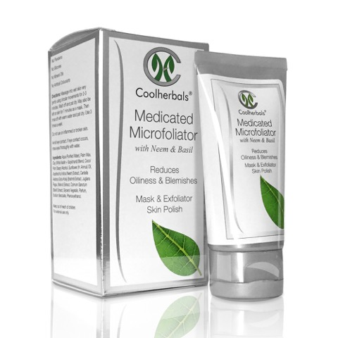 Medicated Microfoliator