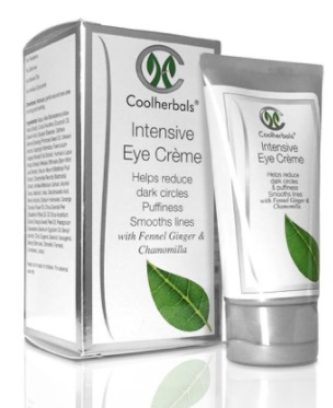 For winter skin care the Intensive Eye Cream is a powerful help.